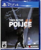 This Is the Police 2 II PlayStation 4 PS4 Brand New - $18.31