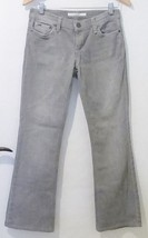 Joe's jeans pants rocker women's size w26 boot leg washed gray - $27.71