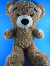 "Build A Bear Big Large head Bearemy 2012 Cool School Plush Bear BABW 19""... - $27.71"