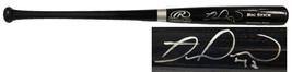 Miguel Montero Signed Rawlings Black Big Stick Baseball Bat - $175.00