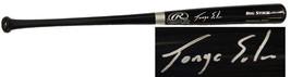 Jorge Soler Signed Rawlings Black Big Stick Baseball Bat - $175.00