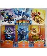 Skylanders Giants Pop Fizz, Whirlwind, Trigger ... - $13.95