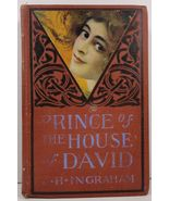 The Prince of The House of David by Rev. J. H. Ingraham - $11.99