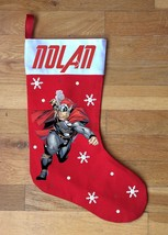 Thor Christmas Stocking - Personalized and Hand Made - $29.99