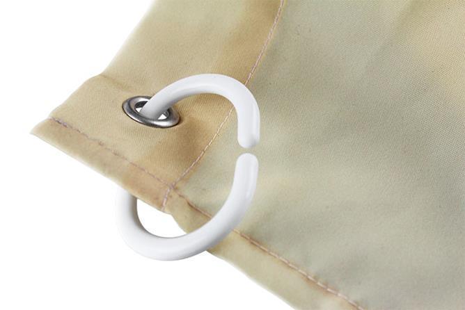 Joker #03 Shower Curtain Waterproof Made From Polyester