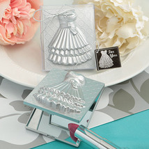 1 Girls Night Out Dress Compact Mirror Favor Bridal Shower Party Make-Up Make Up - $2.26