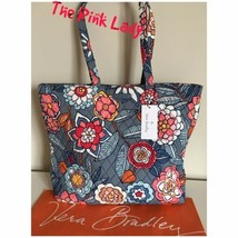 NWT Vera Bradley Tropical Evening Essential Tote Bag  - $34.99