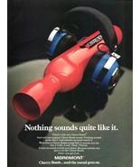 Vintage MAREMONT CHERRY BOMB Mufflers 1973 Advertisement CA, +Bonus Ad F... - $11.83