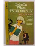 Priscilla White TV Secretary Phyllis Ross 1964 Pocket Books - $4.99