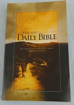 The NIV Daily Bible International Bible Society... - $15.58