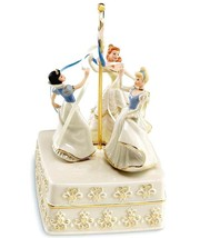Lenox Dancing The Maypole Treasure Box Disney C... - $164.90