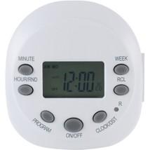 GE 15150 Plug-in Digital Timer - $30.16