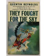They Fought For the Sky Quentin Reynolds Bantam Book A1785 - $2.99