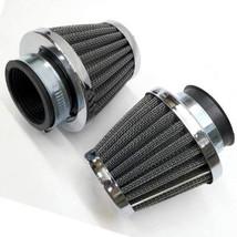 2x 52mm Air Filter Suzuki GSX1100F 600F GSXR1100 AVT Dirt Bike Moped Sco... - $9.99