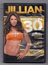 Jillian Michaels: Ripped in 30 (DVD, 2011) - $9.90