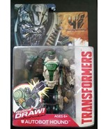 Transformers 2014 MIB Quick Draw ...  Autobot HOUND Age of Extinction - $28.04