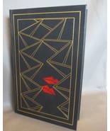Ira Levin 'A KISS BEFORE DYING' ~1989 Franklin Mystery Library ~ Leather... - $8.99