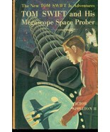 TOM SWIFT & HIS MEGASCOPE SPACE PROBER by Victor Appleton II (c) 1962 G&... - $12.86