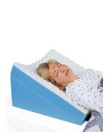 Wedge Pillow TwoPosition Pillow snoring, gerd, acid reflux, sleep apnea ... - $33.99