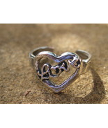 Haunted Be desired toe ring 925 sterling silver... - $25.00