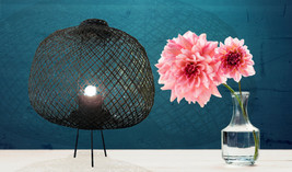 table lamp, table lamp vintage, table lamp modern, pendant light, bedside lamp - $180.00