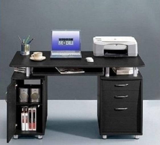 Excellent Home  Evolve 2 Drawer Moblie Pedestal  Walnut Drawers  Office