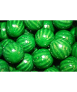 GUMBALLS WICKED WATERMELON BUBBLE GUM 25mm or 1 inch (285 count), 5LBS - $24.73