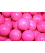 GUMBALLS PINK LEMONADE BUBBLE GUM 25mm or 1 inch (285 count), 5LBS - $24.73