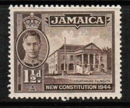JAMAICA Scott # 129b** VF MINT NH (388031438) - $3.91