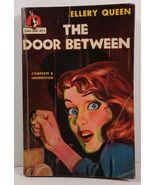 The Door Between by Ellery Queen 1947 Pocket Book 471 - $4.99