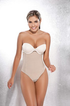 Diane and Geordi, Strapless, Girdle, 2413,Post Surgery, Girdle Body Shaper - $40.60