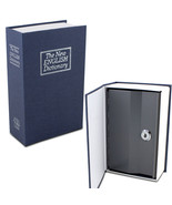 Book Safe Hidden Safe Disguised safe w/ Key Loc... - $25.73