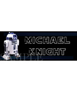 R2D2 Stickers - Personalized R2D2 Stickers - Waterproof (10 per order) - $5.99