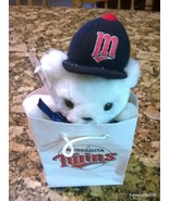 1989 Minnesota Twins  Doll in Bag White - $4.99