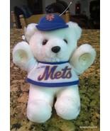 White New York Mets Baseball Doll w Window suckion cups - $4.99