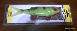 "Storm Kickin Minnow 8"" 20cm  3oz 86g Chrts Demon KSM08CD - $7.99"
