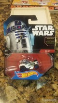 "Hot Wheels Star Wars The Force Awakens  ""R2-D2 Bubble top car"" - $9.99"