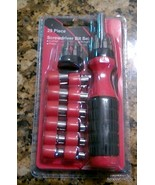 29 Piece Screwdriver Bit Set - $9.99