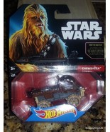 "Hot Wheels Star Wars The Force Awakens ""Chewbacca"" Truck CGW35 - $9.99"