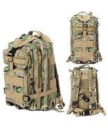 Geardo Sport Military Tactical Backpack Bag Hiking Trekking Camping Dail... - $19.79