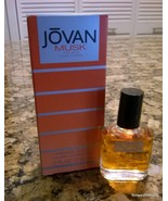 Jovan Musk For Men .5 fl oz 15mL Aftershave / Cologne - $10.00