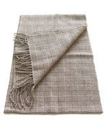Alpakaandmore 100% Baby Alpaca Wool Woven Scarf, 63x12 Inch Without Frin... - €65,86 EUR