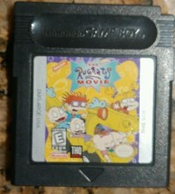THE RUGRATS MOVIE - Nintendo GAME BOY Video Gam... - $3.99