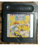 THE RUGRATS MOVIE - Nintendo GAME BOY Video Game! Rated E For Everyone! - $3.99