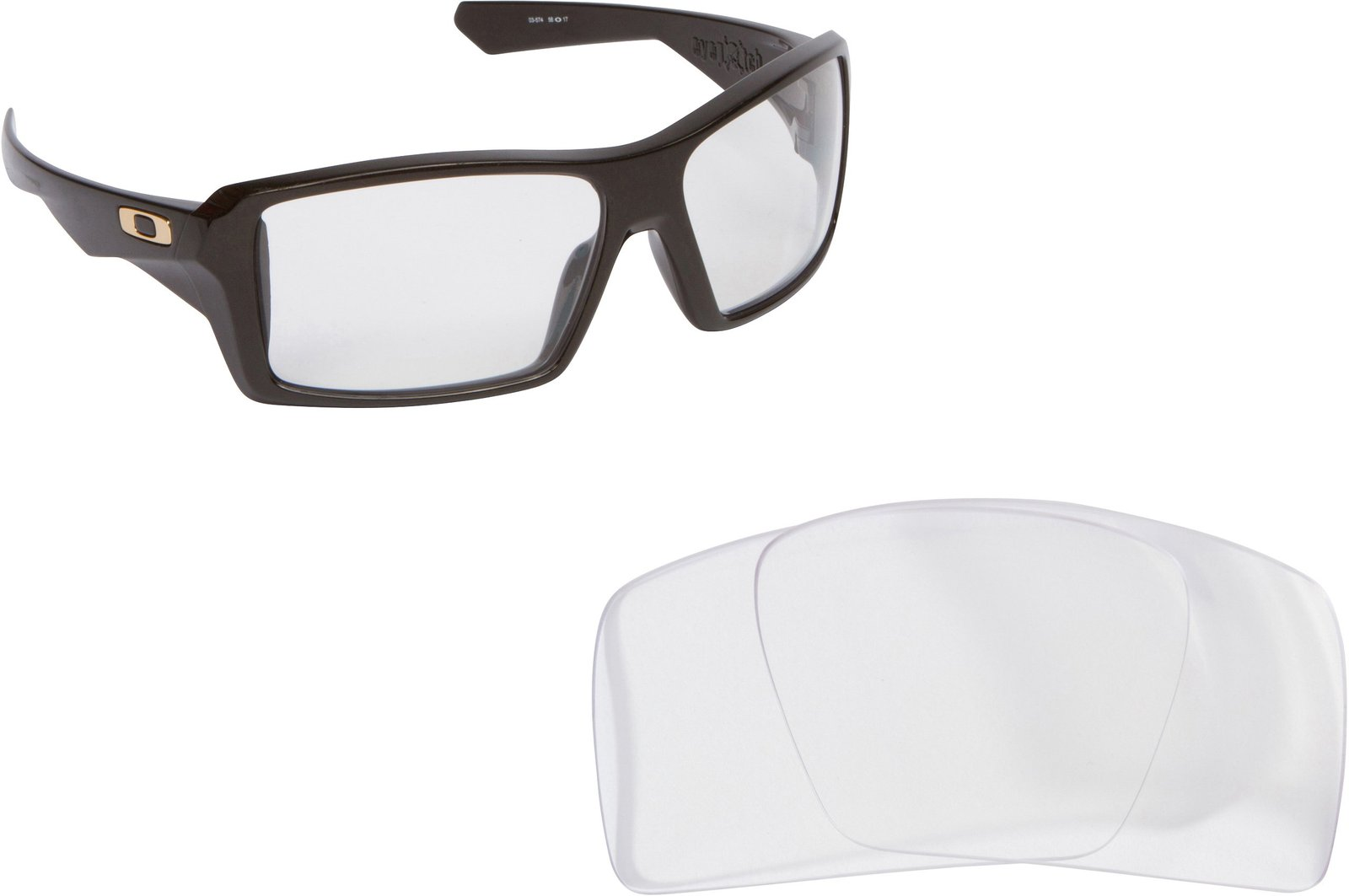 Primary image for New SEEK OPTICS Replacement Lenses Oakley EYEPATCH 1 - Crystal Clear