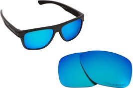 New SEEK OPTICS Replacement Lenses Oakley BREADBOX - Polarized Blue - $17.35
