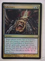 Magic: the Gathering - Lobotomy - FNM 2006 - FNM Promos - Foil - $3.91