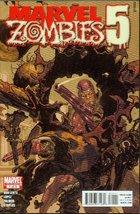Marvel Zombies 5 #1 [Comic] [Jan 01, 2010] Fred Van Lente - $3.91