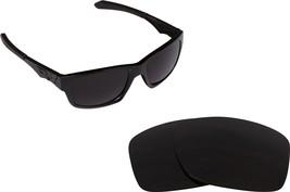 New Seek Optics Replacement Lenses Oakley Jupiter Squared   Polarized Black - $14.24