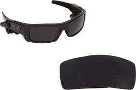 New SEEK OPTICS Replacement Lenses Oakley THUMP 2 - Polarized Grey - $17.35